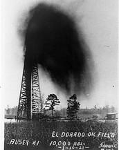 Oil Boom of El Dorado