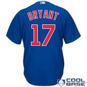 Kris Bryant Jersey