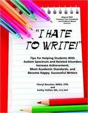 Helping Kids with ASD Become Happy, Successful Writers