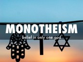 Pros of monotheism