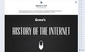 Početci razvoja interneta
