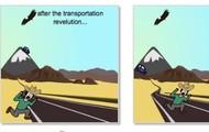 After the Transportation Revolution