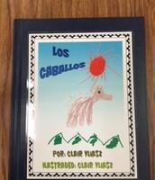 Book: Los caballos by Clair U.