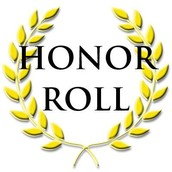 1st Quarter Honor Roll
