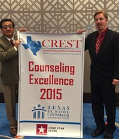 Knight ES Counselor Snags 2 Big Awards