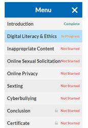 Teaching Digital Citizenship