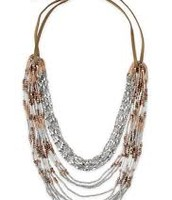 Mesa necklace - Can be worn long or short