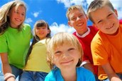 """Unit Kickoff: """"Children Have the Right To..."""""""