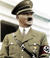Adolf Hitler as an grown man be for he was killed/did suisid