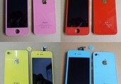 iPhone 4 & iPhone 4s color conversion