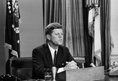 John F. Kennedy announces civil rights bill will be sent to Congress