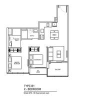 2 Bedroom from $9xxK