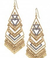 Horizon Chandelier Earrings $30