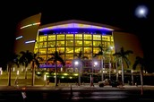 The Miami Heat Arena
