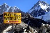 Trekking to Mt. Everest