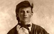 Jesse James as a young lad.