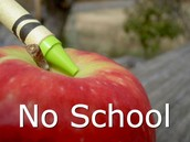 NO SCHOOL!!!