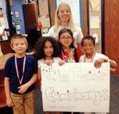1st Grade SkippyJon Jones Battle Winners