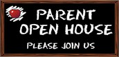 Save the Date: Open House