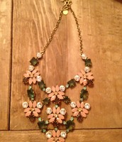 Fleurette Statement Necklace
