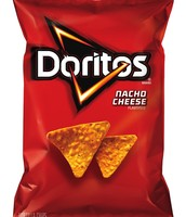 Doritos red bag chips