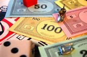 My favorite board game is monopoly