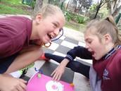 Girls having fun the best fun!!