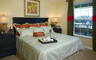 Bedrooms fit for a KING size bed!