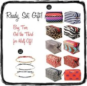 Save when buying Poufs or Friendship bracelets