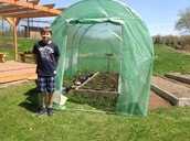 Greenhouse donated