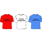 Central Elementary T-Shirts