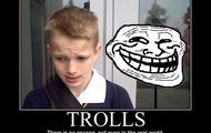 trolls make people sad :(