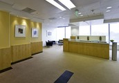 994 P/MO + 2 MO. FREE RENT! For a one person office.  INCLUDES PARKING, FURNITURE & UTILITIES!!!