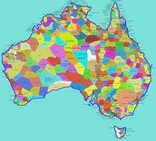 Where are the Aborigines from?  Where do they live now?