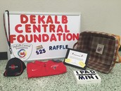 DeKalb Central Foundation is inviting YOU to join us as we raffle off an amazing Longaberger Basket with special gifts inside!