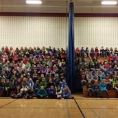 Wednesday assembly
