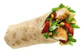 mc wrap is  healthy thing  to eat