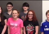 8th grade lead Huskies!