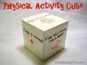 Physical Activity Cube