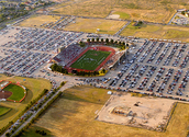 Odessa Texas as you can see has football and not much else.