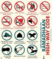 Description of Ramadan