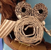 Fledgling Snowy Owl