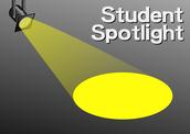 Student Spotlight - Antonio W.
