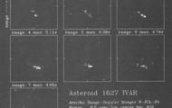 First radar images made of an asteriod