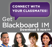 Have you downloaded Blackboard IM?
