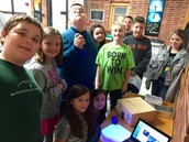 Exploring with Breakout EDU!