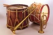 Civil War Drums