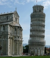 The Awesome Pisa Tower