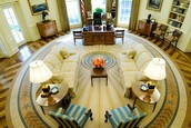 Home Office = Oval Office