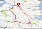 62Km Route